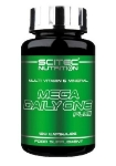 Mega Daily One Plus (120 капс), Scitec Nutrition