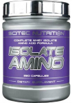 Isolate Amino (250 капс), Scitec Nutrition