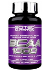 BCAA 1000 (100 капс), Scitec Nutrition