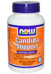 Candida Support (90 капс), NOW Foods