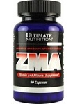 ZMA (90 капс), Ultimate Nutrition