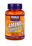 Amino Complete (120 капс), NOW Foods