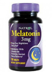 Melatonin 3 мг (120 таб), Natrol
