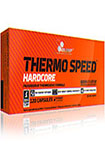 Thermo Speed Hardcore Mega Caps (120 капc), Olimp