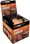 Protein Cookies 35% protein Multibox набор №1 (3 вкуса по 4 уп. по 2 печ.), Pureprotein