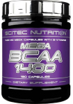Mega BCAA 1400 (180 капс), Scitec Nutrition