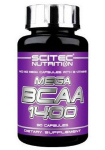 Mega BCAA 1400 (90 капс), Scitec Nutrition