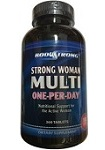 Strong Woman Multi One-Per-Day (360 таб), Body Strong