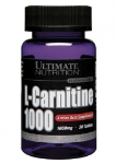 L-Carnitine 1000 (30 таб), Ultimate Nutrition